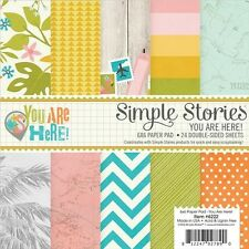 Simple Stories Double-Sided Paper Pad - 538863