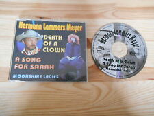CD Country Hermann Lammers Meyer - Death Of A Clown (3 Song) DESERT KD
