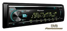 Pioneer DEH-X7800DAB coche Radio CD MP3 Estéreo Bluetooth DAB iPod iPhone Android
