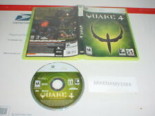 QUAKE 4 game disc only in case for Microsoft XBOX 360