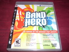 BAND HERO PS3 FACTORY SEALED!!!  C@@L!!!