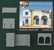 WARS Casa nord africana/north african house 1/72