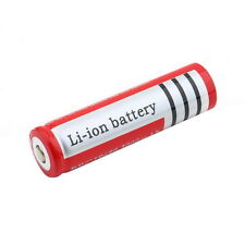 3.7V 4200mAh 18650 Li-ion Rechargeable Battery for UltraFire Flashlight QP