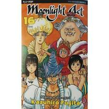 MOONLIGHT ACT 16 - MANGA J POP - NUOVO