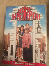 Home Improvement - The Complete Sixth Season (DVD, 2007, 3-Disc Set)