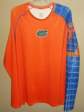 EUC MENS XXL 2XL NIKE FLORIDA GATORS TEAM ISSUED FOOTBALL UNDER JERSEY SHIRT