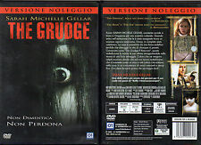 THE GRUDGE - DVD (USATO EX RENTAL)
