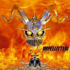 Pedal to the Metal by Impellitteri (CD, Feb-2005, Spv)