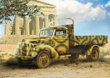 ICM 35411 V3000S (1941 production) German army truck 1/35 unassembled model