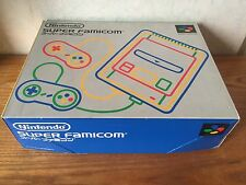 Japanese Nintendo Super Famicom Game Console Japan Jap NES NTSC J
