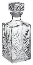 Bormioli Rocco Selecta 33-3/4-Ounce Decanter with Stopper New