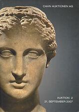 Catalogue de vente Archeologie Egyptienne Egypte ancienne Rome Grece Antique