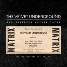The Velvet Underground - The Complete Matrix Tapes (2015) 4 CDs - neu und ovp