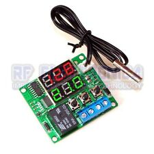 12V Digital Micro Temperature Control Module High Precision Thermostat Switch Bo