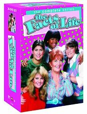 The Facts of Life Complete Series Season 1-9(DVD,2015,26-Disc Set)New,Region 1