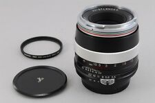 【Mint !!】Voigtlander Apo-Lanthar 90mm F/3.5 SL for Nikon Ai-s ais from Japan 421