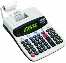 Victor Commercial Printing Calculator with 150% Larger Print - 1310 Big Print