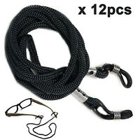 Neck safety cord strap string chain holder sunglasses reading glasses spactacles