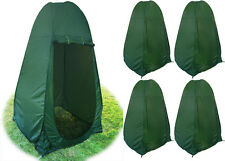 LOT 5~Portable Pop Up Tent Camping Beach Toilet Shower Changing Room Wholesale