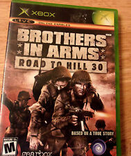 BROTHERS IN ARMS--ROAD TO HILL 30---- (XBOX   GAME )