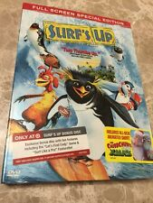 Surf's Up (DVD, 2007, Special Edition; Full Frame)