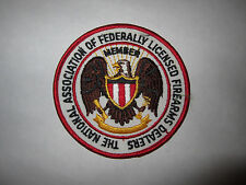 Vintage The National Association Of Federally Licensed Firearms Dealers Patch
