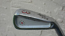 Ben Hogan Apex FTX Forged Single 3 Iron. Project Rifle Steel Shaft. Stiff Flex.