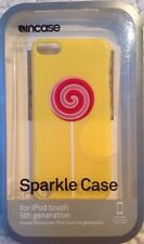 Incase Sparkle Case For Iphone 5 Yellow