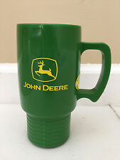 John Deere Coffee Beverage Mug 100% Natural U.S Corn Plastic USA Made