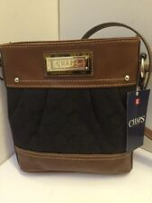 Brand new , authentic Chaps Salerno   crossbody bag by Ralph Lauren