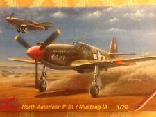 MPM/Condor 1/72 North American P-51A Mk. IA Mustang; 72073;1992; extra decals