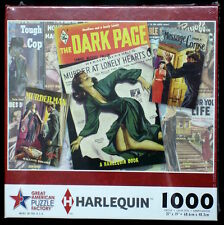 The Dark Place Jigsaw puzzle 1000 piece Harlequin mystery romance books pictures