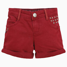 WI 13/14 -  CATIMINI urban global mix  SHORTS; weinrot gr. 7-10a