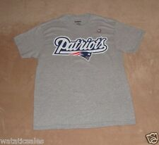 New England Patriots NFL Reebok Men's XL T-Shirt New Football Tee