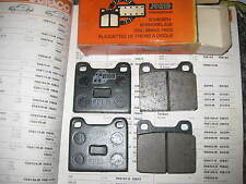 NEW BRAKE PADS - FITS: PORSCHE 914 (rear) & VOLKSWAGEN VW 412 (front) (1969-73)