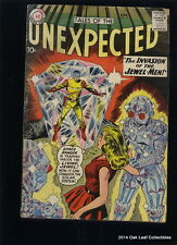 Tales of the Unexpected 47 DC Comic Book 1960 Fair-Good