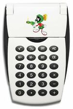 MARVIN THE MARTIAN CALCULATOR # 3. LOONEY TUNES. CARTOONS.....FREE SHIPPING