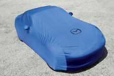 Genuine Mazda MX-5 2005-2015 Indoor Vehicle Cover - Mazda Logo - NE85-W2-110