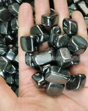 100g Natural Hematite Tumbled Stones Carved Crystal Reiki Healing Crafts F510