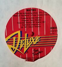 45rpm single - The Dugites - Waiting/Who Loves You More (M-)