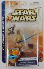 Star Wars Clone Wars Army of the Republic Obi-Wan Kenobi General #45 New