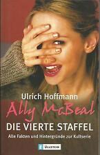 Ally McBeal. Die vierte Staffel von Ulrich Hoffmann / Buch