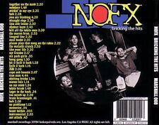 NOFX Bricking the Hits