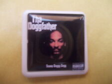 SNOOP DOGG THE DOGGFATHER  ALBUM COVER    BADGE PIN