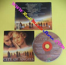 CD SOUNDTRACK City Of Angels 9362-46867-2 GERMANY 1998 no lp mc dvd(OST4)