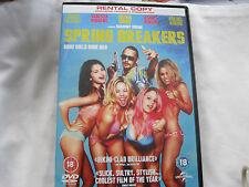 SPRING BREAKERS - good girls gone bad  (N25)  {DVD}