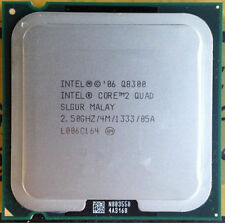 Intel Core 2 Quad Q8300 CPU Processor | 2.5GHz | 4MB | 1333MHz | LGA775