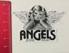Pegatina/sticker: Angels jeans Wear (0805167)