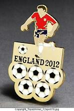 OLYMPIC PIN 2012 LONDON ENGLAND UK  SPORT OF FOOTBALL SOCCER PLAYER (G)