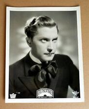 WILLY EICHBERGER aka Carl Esmond * BURGTHEATER - AUSHANGFOTO - Germ L C 1936 RAR